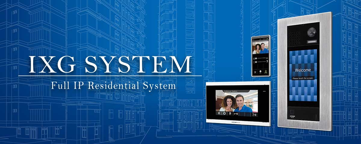 IXG System, IP-based Residential System